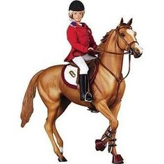 breyer horse and rider - Google Search