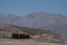 Death Valley trains