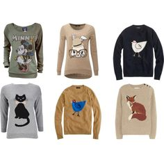 34 Best Ugly Animal Sweaters I Must Own Images Animal Sweater