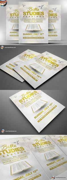 Geometric Flyer Template + Timeline Flyers, Flyer template and - geometric flyer template