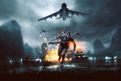 DICE anuncia data de lançamento do novo patch de atualização de Battlefield 4