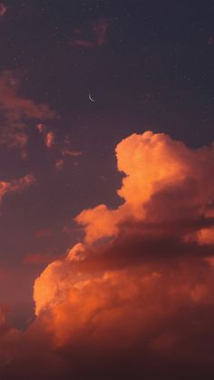 Wallpaper phone nature night skies ideas for 2019 Tumblr Wallpaper, Sunset Iphone Wallpaper, Pink Clouds Wallpaper, Night Sky Wallpaper, Nature Wallpaper, Mobile Wallpaper, Aesthetic Backgrounds, Aesthetic Iphone Wallpaper, Aesthetic Wallpapers