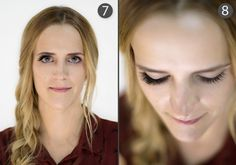 Hair and Make-up by Steph: How To Apply False Lashes