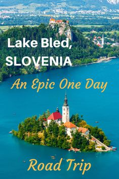 We had one day to explore Lake Bled, Vintgar Gorge, Predjama Castle and Postojna Cave during our stay in Ljubljana Old Town. We booked a car and driver/guide and spent an amazing day exploring the countryside of Slovenia and these extraordinary sights. #travel #familytravel #Europe #Slovenia #Lakebled |
