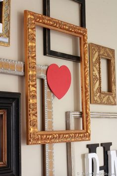 Valentine's Day Decorating Ideas {InMyOwnStyle.com}  #Valentine