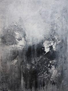 o.T 2013-17   Acryl auf Leinwand   80x60cm