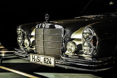 Mercedes-Benz W 109300 SEL 6.3
