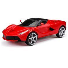 NEW BRIGHT Ferrari rot, RC