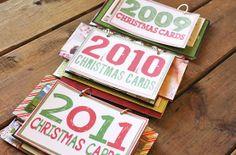 christma card, birthday, books, idea, card book, holiday cards, book covers, diy christmas cards, the holiday