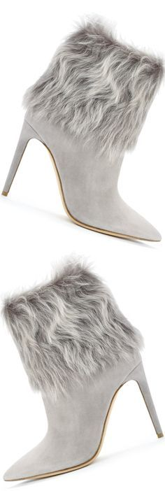 We are ready to pounce on these Ralph Lauren Fall 2014 Booties Grey. For everything Ralph Lauren, make your way over to www.balharbourshops.com