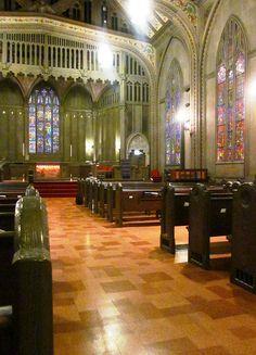 First United Methodist Church, Chicago, IL