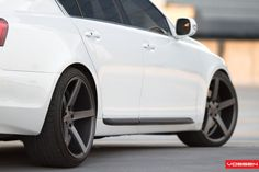 Gunmetal Vossen Rims Enhance White Lexus GS350 — CARiD.com Gallery White Lexus, Cars, Gallery, Roof Rack, Autos, Car, Automobile, Trucks
