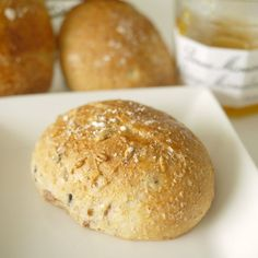{80% Homemade} Healthy Wholemeal Multi Grains Bread Rolls