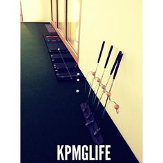 Playing outside is great when it's possible ... For all others times there is 39JFK. Join us for our golf lessons :) #kpmglife #kpmgsports