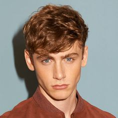 MOP HAIRSTYLE Another hairstyle expected to be famous in 2015, the mop hairstyle is a great look for those who suit it. In other words it's a judgement call.