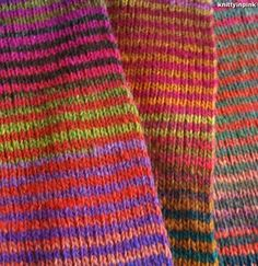 Noro. My favourite yarn, possibly ever. I have knitted the most amazing baby cardigan in this yarn.