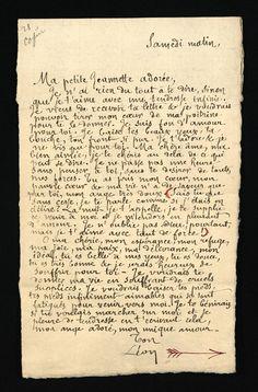 exposition correspondance amoureuse lettres d'amour paris