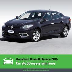 Renault Fluence 2015 chega ao mercado brasileiro. Saiba tudo dobre o modelo: https://www.consorciodeautomoveis.com.br/noticias/consorcio-renault-fluence-2015-em-ate-80-meses-sem-juros?idcampanha=206&utm_source=Pinterest&utm_medium=Perfil&utm_campaign=redessociais