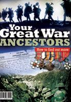 Your Great War Ancestors - How to find out more, only £6.99 #WW1