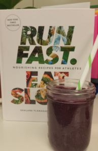 Run Fast Eat Slow Review + Can't Beet Me Smoothie -