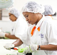 KidzTable, a St. Vincent de Paul of Baltimore program, connects workforce development to providing healthy meals. About 90% of KidzTable clients are in parts of the city lacking access to fresh produce.