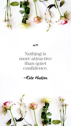 """Nothing is more attractive than quiet confidence."" #Jolitee"
