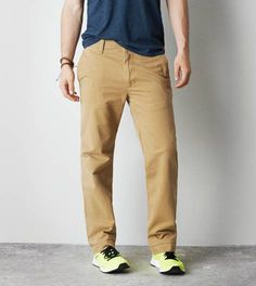 558d1c2721 Campus Khaki AEO Relaxed Straight Pant Aeo