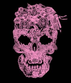 pretty skulls - Google Search