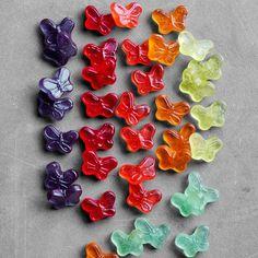 Easter Gummy Butterflies