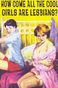 Lesbian poster
