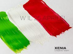 W il 25 aprile! #25aprile #liberazione #italy #italianflag