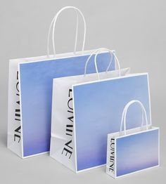 Fashion Packaging, Bag Packaging, Print Packaging, Luxury Packaging, Shopping Bag Design, Paper Bag Design, Graphic Design Branding, Packaging Design Inspiration, Box Design