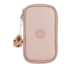 Store your pens and pencils in the metallic case available from Kipling. See the unique features and stay organized with Kipling. Cute Pencil Case, School Pencil Case, Pencil Cases, School Suplies, Bullet Journal Notebook, Kipling Bags, Rose Gold, Pen Case, Backpack Purse