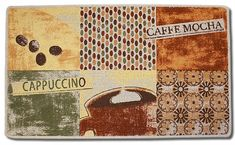 Coffee doormat/kitchen mat