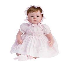 """Feltman Brothers - 16""""  Doll Caroline Grace, $149.00 (http://www.feltmanbrothers.com/16-doll-caroline-grace/)"""