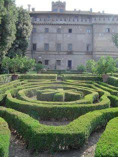 Castello Ruspoli di Vignanello, Viterbo