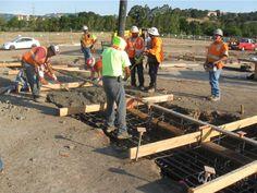 NorthBay Healthcare, Green Valley Health Plaza, Construction Progress, July 3, 2013