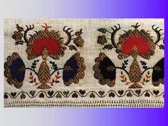 Turkish Fashion, Handicraft, Ottoman, Folk, Traditional, Embroidery, Antiques, Craft, Antiquities