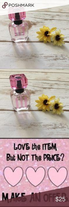 ✨NWOB Victoria's Secret Bombshell Parfum NWOB .25 fl oz Victoria's Secret Makeup
