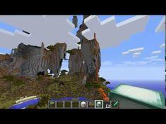 Ep 59 | Minecraft | Déco construction | Endroit magnifique sur une map