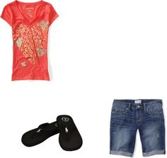 """""""Untitled #33"""" by taylor9501 on Polyvore"""