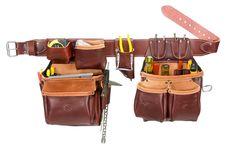 Occidental Leather, Belt Storage, Tool Storage, Leather Tool Belt, Work Belt, Big Bags, Leather Working, Leather Craft, Creations