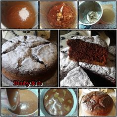 Le ricette di Valentina & Bimby: TORTA MOKACCINO