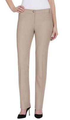 Hilary Radley Ladies' Lightweight Dress Pant