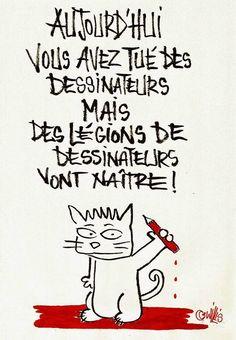 WillisFromTunis  #JeSuisCharlie #CharlieHebdo