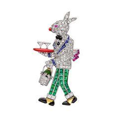 The Whimsical Rabbits of Raymond Yard – Jewels du Jour