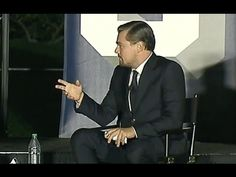 Leonardo DiCaprio & Obama Talk Climate Change At SXSL
