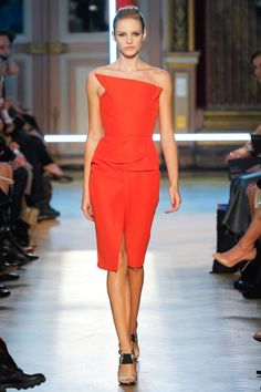 Roland Mouret Spring 2013 RTW Collection