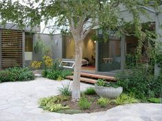 Modern Patio - modern - patio - los angeles