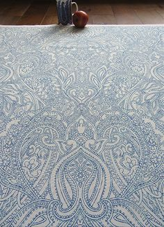 Diary of a Designer – Part 185 – by Patrick Moriarty ‹ Paisley Power ‹ Reader — WordPress.com Paisley Fabric, Moriarty, Wordpress, Rugs, Blog, Design, Home Decor, Farmhouse Rugs, Decoration Home